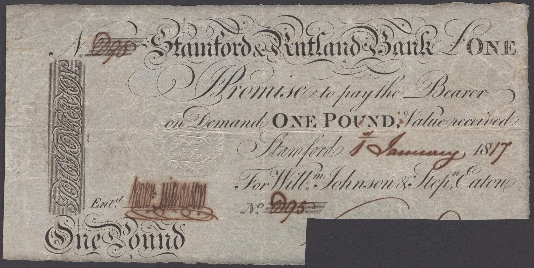 Lot 35 - British Banknotes