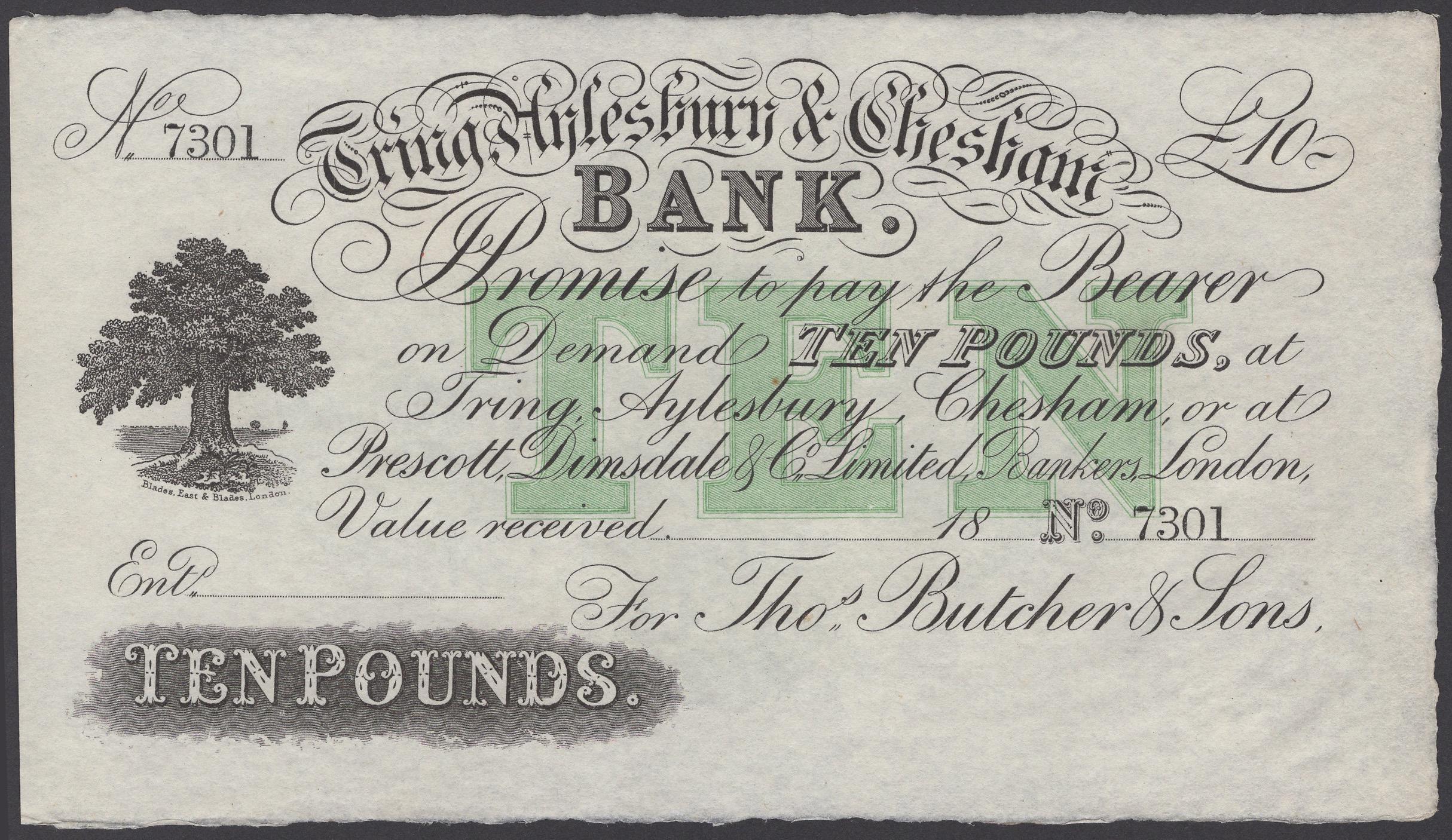 Lot 39 - British Banknotes