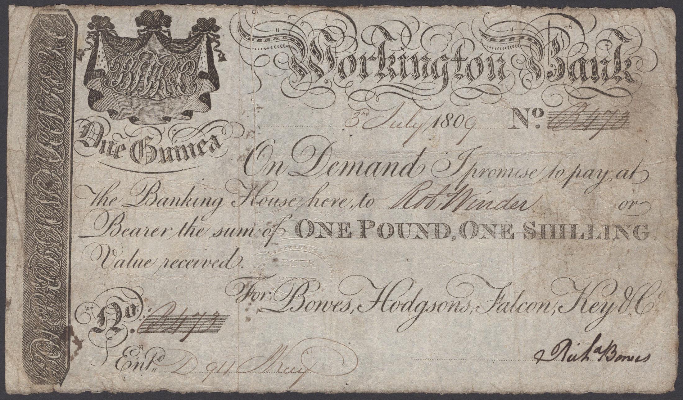 Lot 45 - British Banknotes