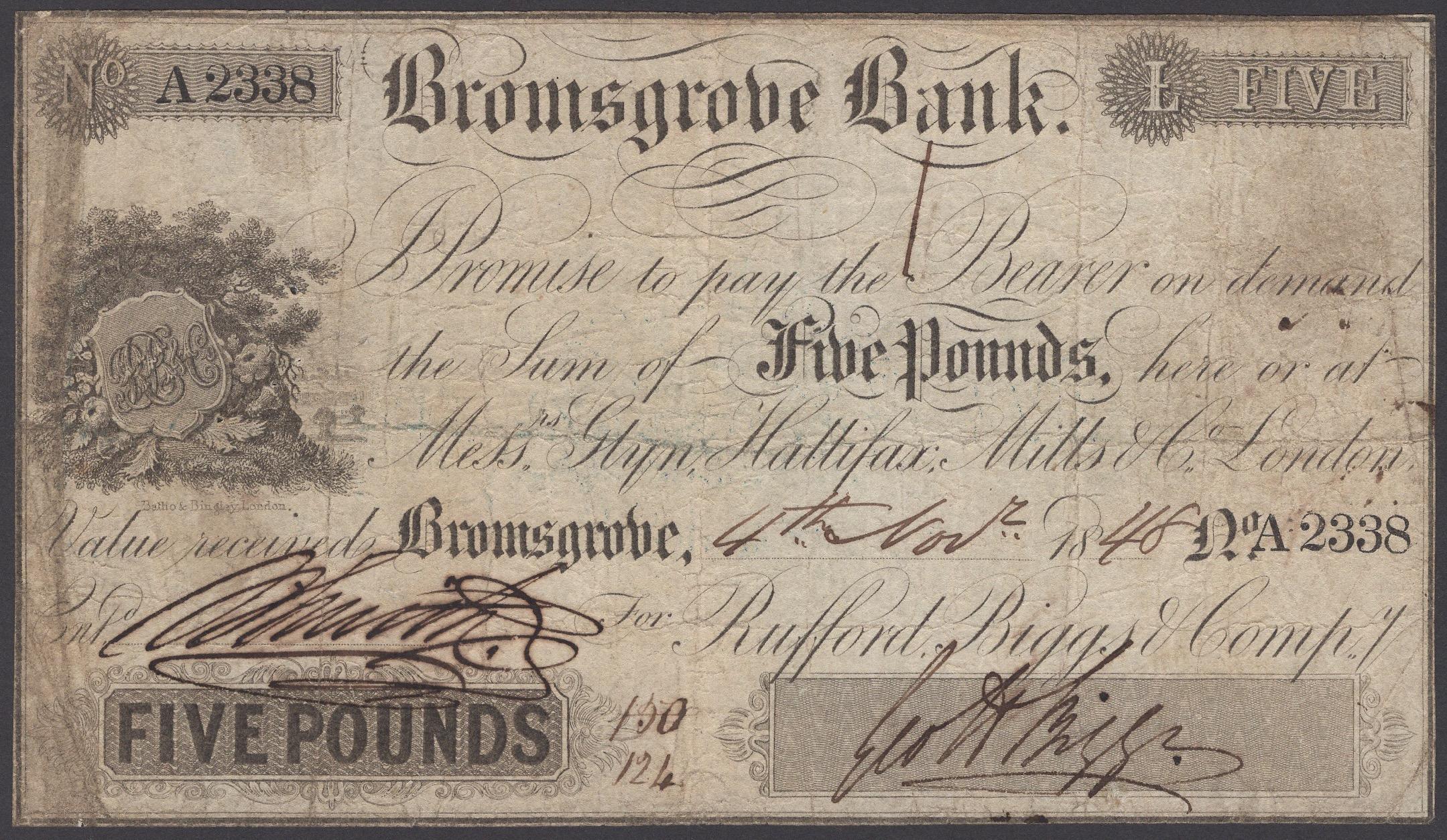 Lot 6 - British Banknotes