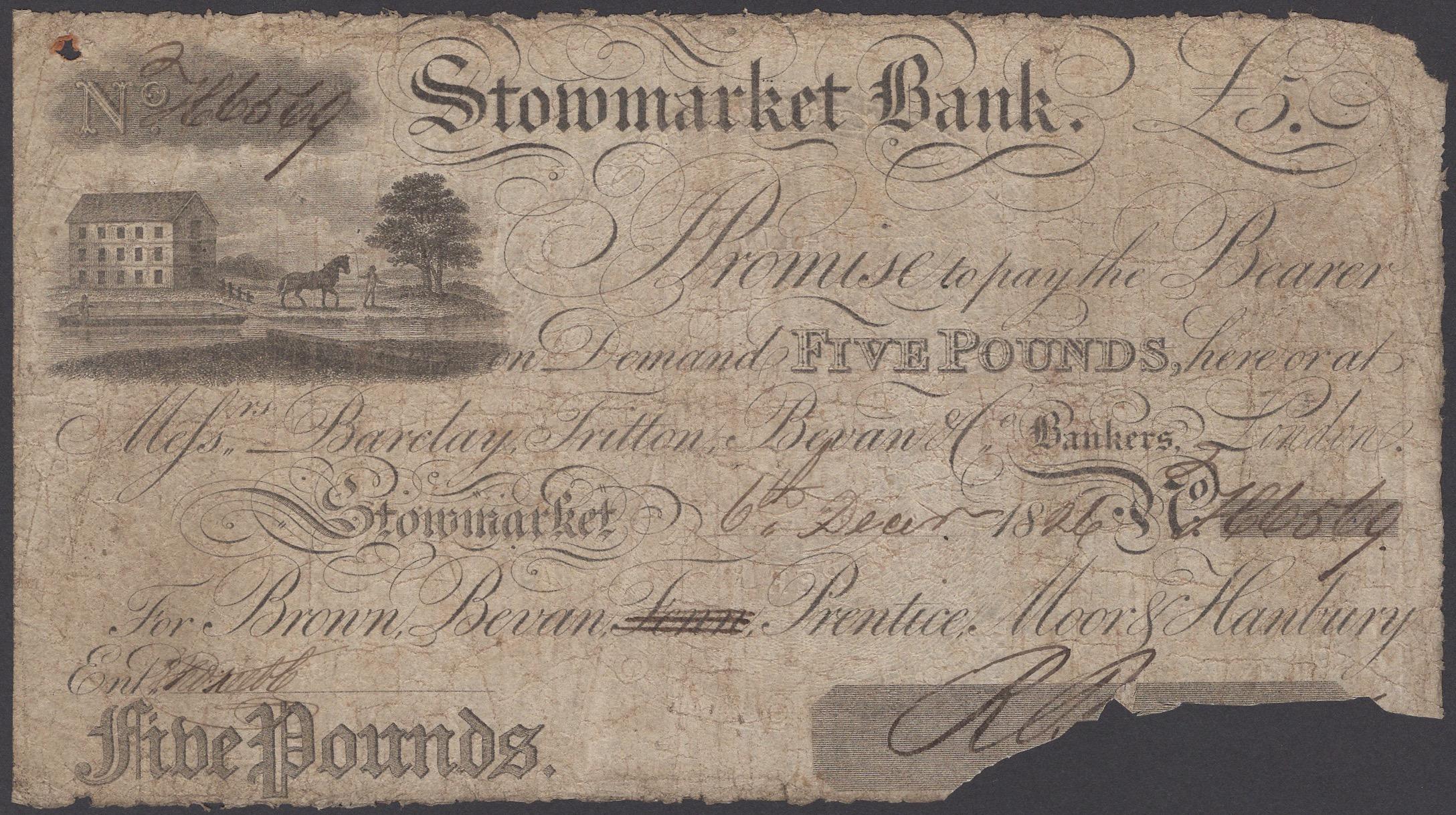 Lot 37 - British Banknotes