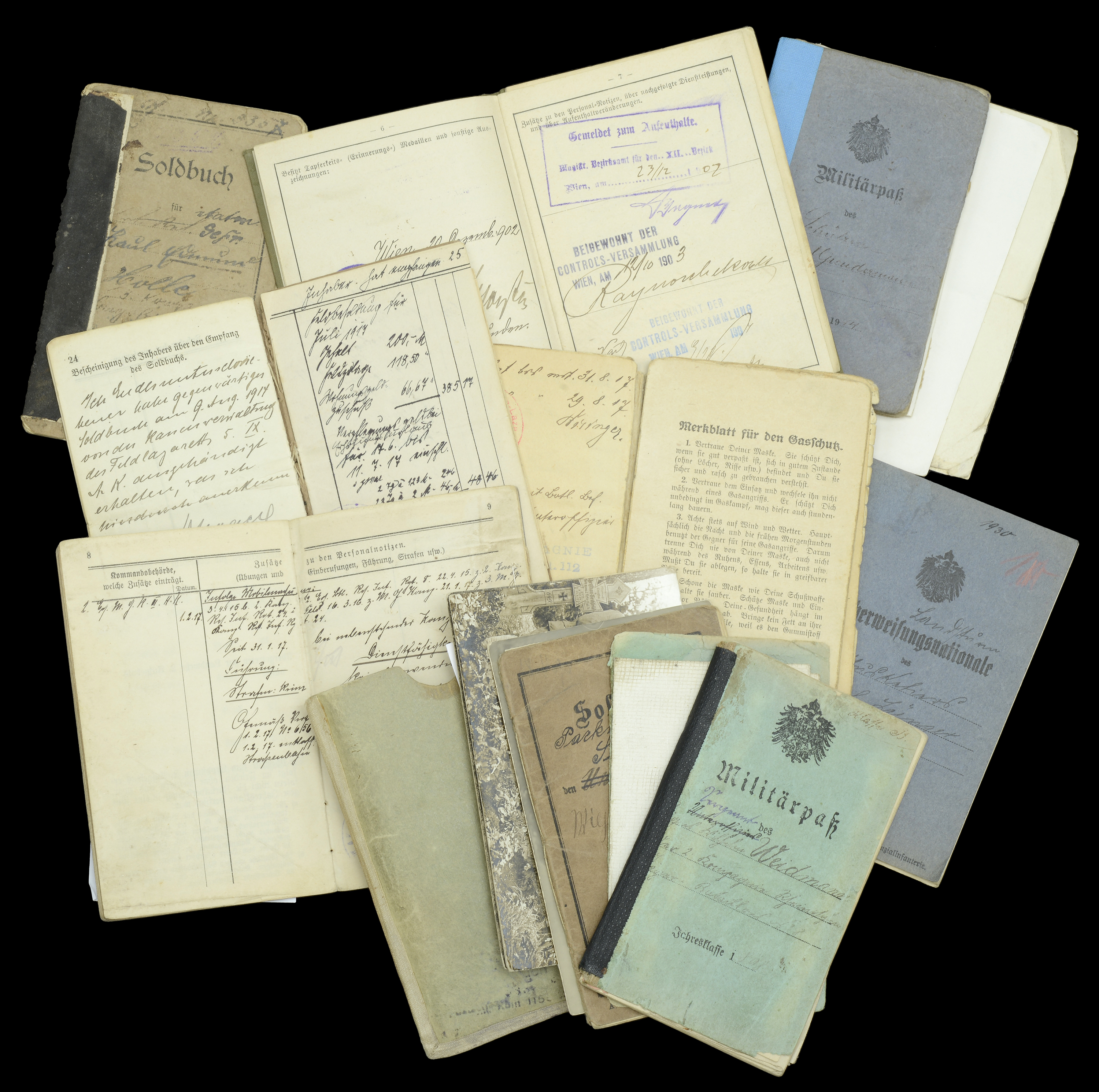 Lot 1467 - A Collection of German Militaria, Part 3