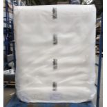 Lot 16 - 1 GRADE A BAGGED BEDSTEADS VENICE 2000 KING SIZE M