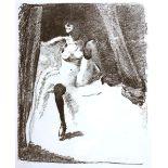 Berend-Corinth, CharlotteLithographie auf Velin, 42,5 x 34,2 cmAnita Berber (1919)Signiert. Verso an