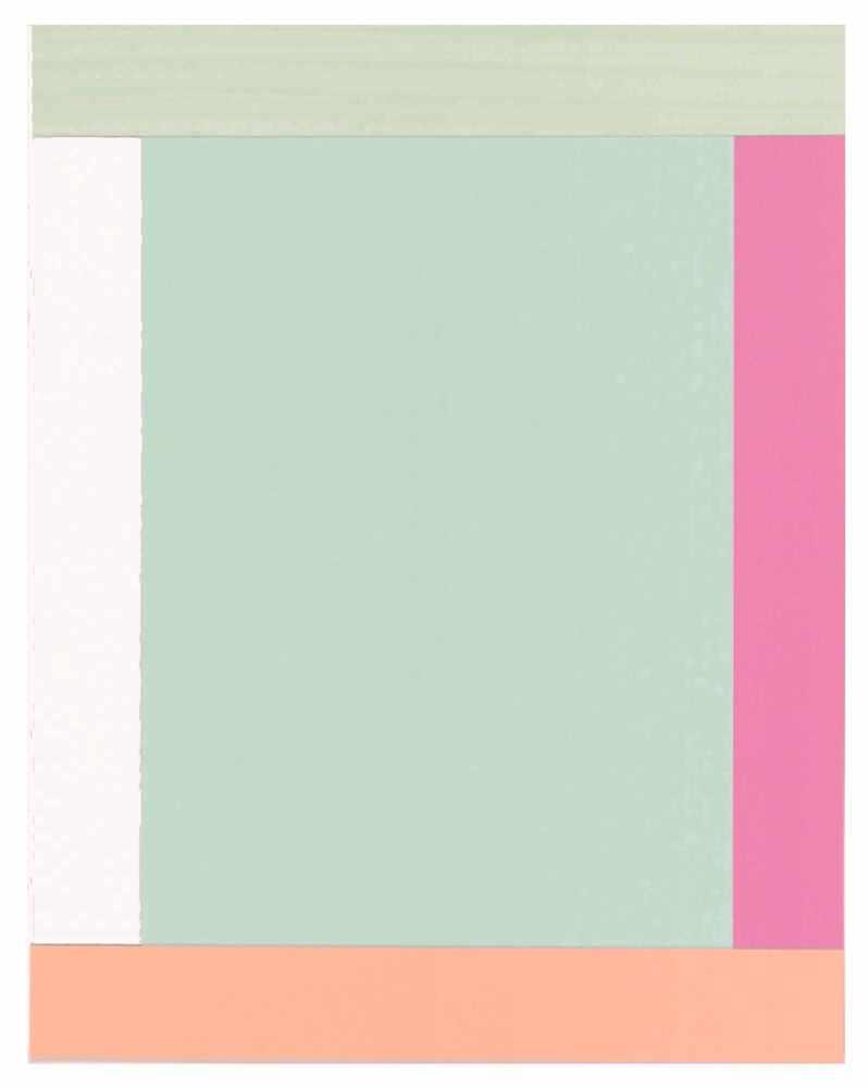 Lot 108 - Imi KnoebelDessau 1940 - lebt in DüsseldorfAnima Mundi 1-3 Ed. II. Triptychon. Acryl auf