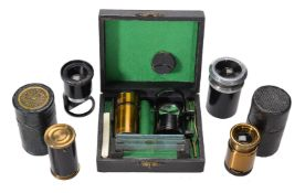 A group of small optical instruments