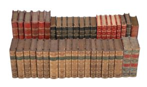 Charles Dickens, the works in 17 volumes