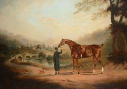 Daniel Clowes (British 1774-1829)Mr. Rutson's Favourite Hunter