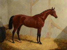 John Frederick Herring Senior (British 1795-1865)Mr John Bowes's Cotherstone