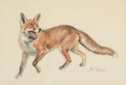 λ John Theodore Eardley Kenney (British 1911-1972)Fox