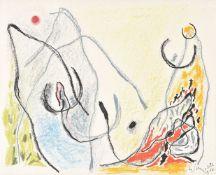 λ Gustave Singier (Belgian 1909-1984)Untitled