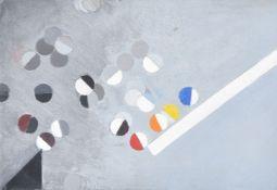 λ Wilhelmina Barns-Graham (British 1912-2004)Celebration Collage 130