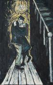 λ William Hamper (Billy Childish) (British b.1959)Tear Life to Pieces