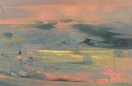 λ Michael Ayrton (British 1921-1975)Elegiac Landscape