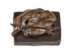 λ Michael Ayrton (British 1921-1975), Sleeping minotaur