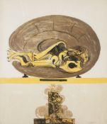 λ Graham Sutherland (British 1903-1980)Composition à L'oiseau