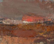 λ Joan Kathleen Harding Eardley (British 1921-1963)Red Sunset, No.2