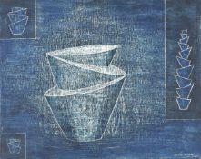 λ Denis Mitchell (British 1912-1993)Drawing for Zagcone
