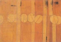 λ Wilhelmina Barns-Graham (British 1912-2004)Collage 106