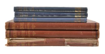 Reference books on British Ceramics, The F.S. MacKenna Collection of English Porcelain (1972/3/5) in