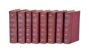 Robert Smith Surtees (1805-64), Methuen & Co. first quarter 19th century, eight sporting volumes,