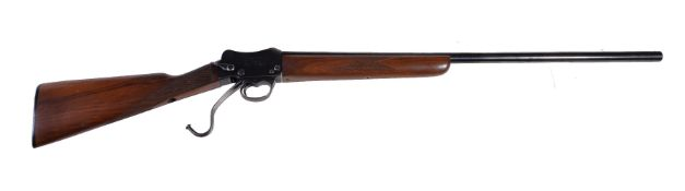 A W.W. Greener Ltd Birmingham GP MK III single barrel 12-bore shotgun, serial no. G81090, the 29 1/