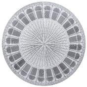 Piero Fornasetti (1913-1988) for Atelier Fornasetti, Architettura, a circular table, designed