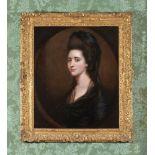 Thomas Beach (British 1738-1806)Portrait of Mrs Weston