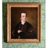 Francis Cotes (British 1726-1770)Portrait of Richard Edwards