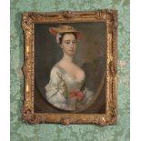 Circle of Bartholomew Dandridge (British 1691-c.1754)Portrait of Lady Dixie Pickering