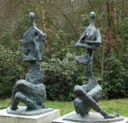Won Lee (Korean), The Meditators