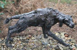 Robert Crutchley (British, b. 1943), Tiapolo's Dog