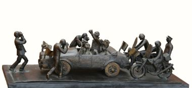 λ Catharni Stern (British, 1925-2015), Motorcade