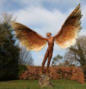 Nicola Godden ARBS (British, b. 1960) Icarus II