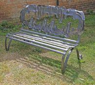 Bob Oakes, Sculptural Seat