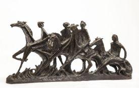 Sean Crampton (British, 1919-1999), Horses