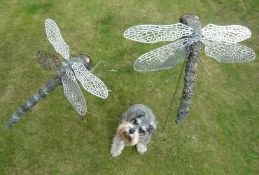 Jack Russell, Dragonflies