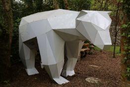 Liam Hopkins, Polo the Polar Bear