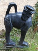 Wilfred Tembo, Playful Baboon