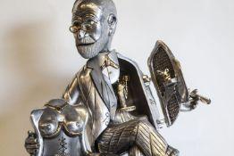 Frank Meisler (1939-2018), Freud