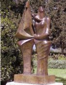 Isaac Kahn (Lithuanian, b. 1950), The Family
