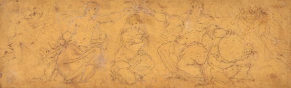 Giorgio Vasari (Italian 1511-1574)The coronation of the Virgin