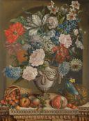 Manner of Jean-Baptiste Monnoyer Still life of flowers