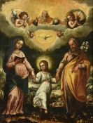Continental School (18th century)The return of the Holy Family from Egypt