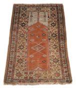 A Turkish rug
