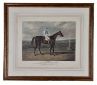After John Frederick Herring Senior St. Giles, The Winner of the Derby Stakes at Epsom, 1832
