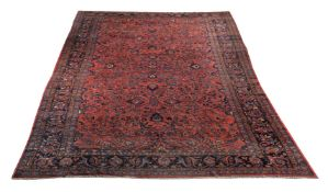 A North West Persian gallery carpet