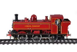 London Transport (ex GWR) 0-6-0 PT No L 90
