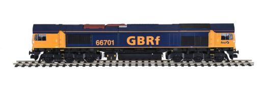 A gauge 1 Freightliner diesel locomotive 'GBRMF'