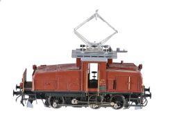 A Lombardi for Fulgurex Swiss SBB C six-coupled electric shunting locomotive No 16331